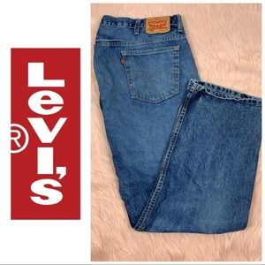 Levi's • 569 Loose Straight Fit Jeans Sz 42x32